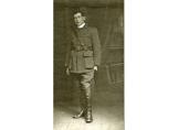 Hugh Cameron in full uniform from 'A Priest in Gallipoli' by John Watts