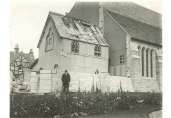 The Last of the Tin Cathedral in Oban c1936