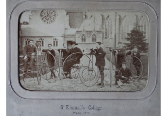 Photo of St Edmund's College, Ware, 1879 (File reference: Pho2.1)