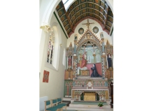 Chapel of the Sacred Heart, Roehampton