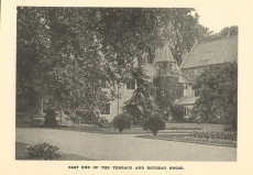 Former retreat house, now housing the Archives of the Society of the Sacred Heart (from a 1904 booklet about the Convent of the Society of the Sacred Heart at Roehampton)