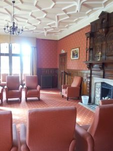 Conference room at High Leigh