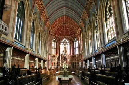 Ushaw College Chapel